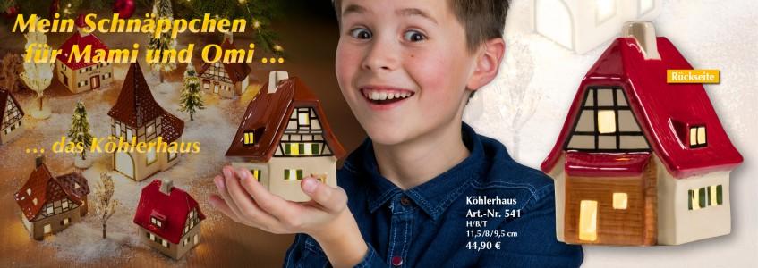 NEU: Köhlerhaus