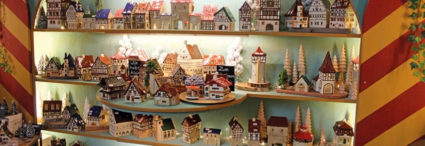 Rothenburg o.d.T. Schmiedgasse