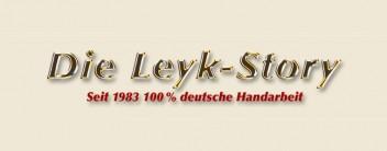 Über 35 Jahre Leyk