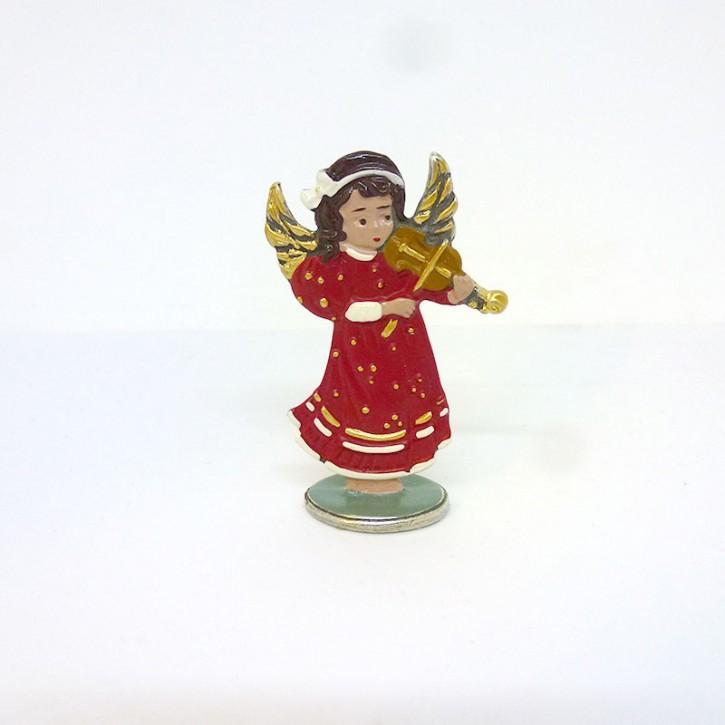 Zinn-Engel mit Geige
