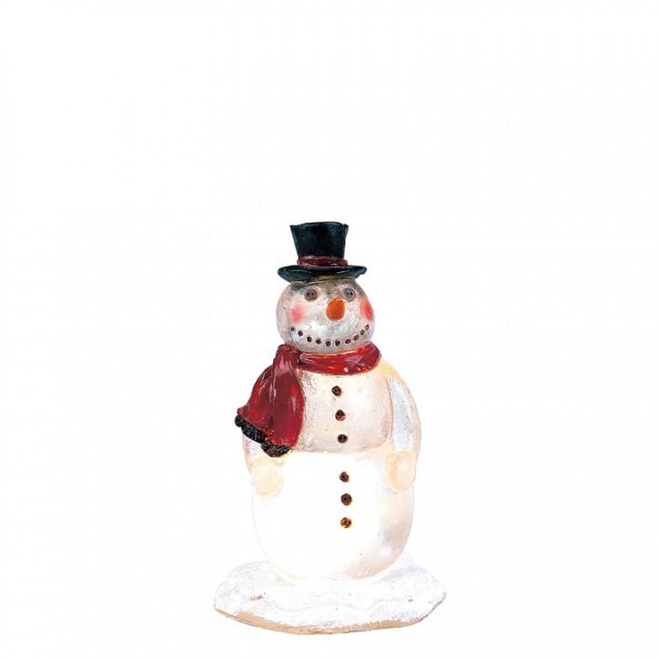 Schneemann zum Beleuchten