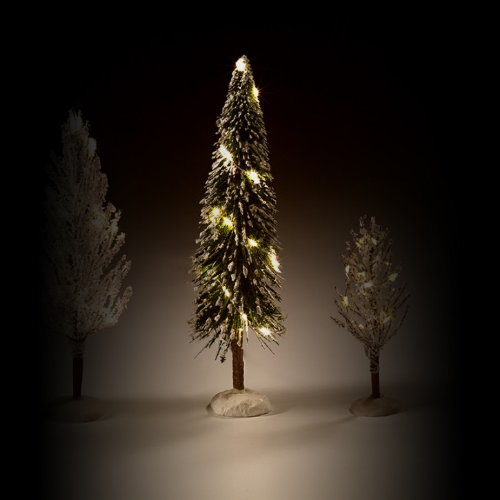 LED-Schneetanne