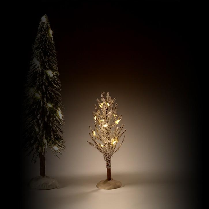 LED-Schneebaum