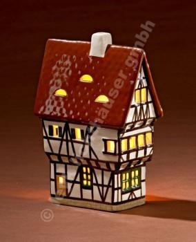 Dreigiebelhaus Modell A 1c