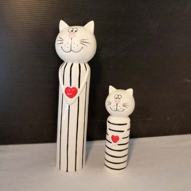 Katzen-Paar