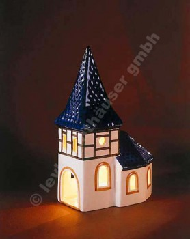 Romanische Kirche 3b