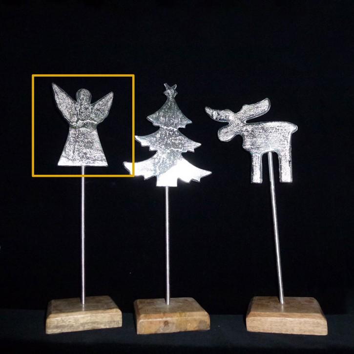 Deko-Ständer mit Engel