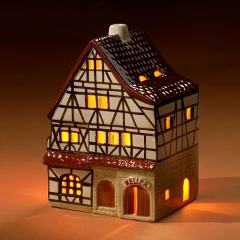 Dreigiebelhaus Modell C