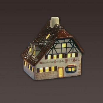 "Medieval tavern ""Zur Höll"" - original"