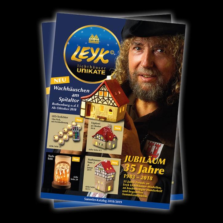 Kostenloser Leyk Lichthäuser Katalog 2018/19