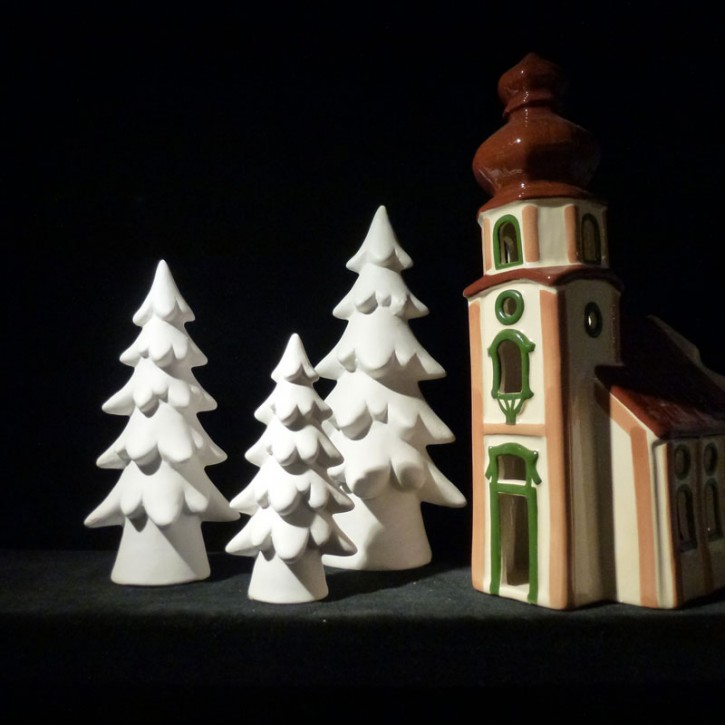 ceramic tree set | second choice