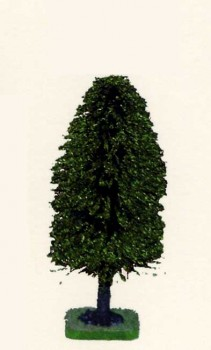 broadleaf tree green 13cm
