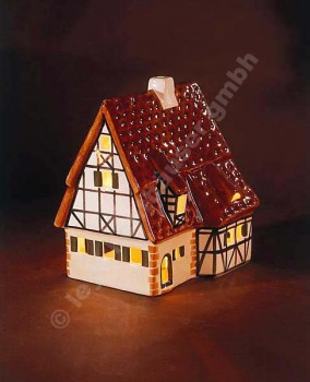 The crooked house 1c