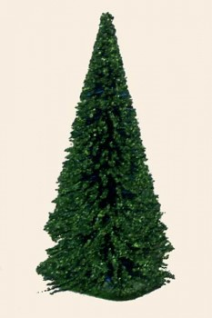 green fir tree 14cm