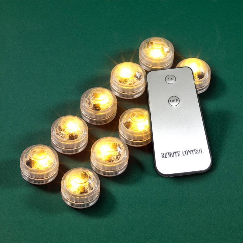 Led Shop Lights 10 Pack: LED-fairy Lights, Pack Of 10-331