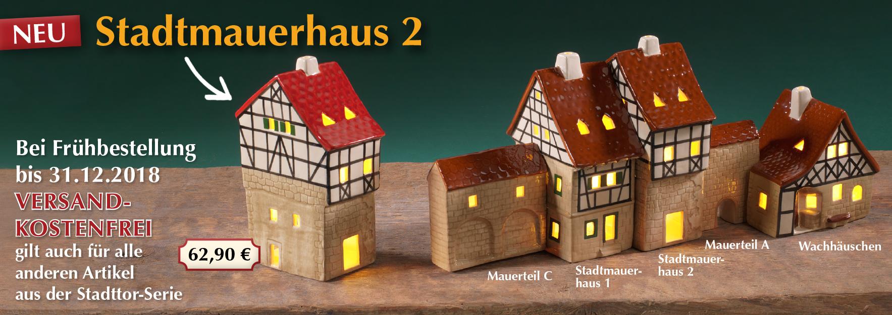 NEU: Stadtmauerhaus 2