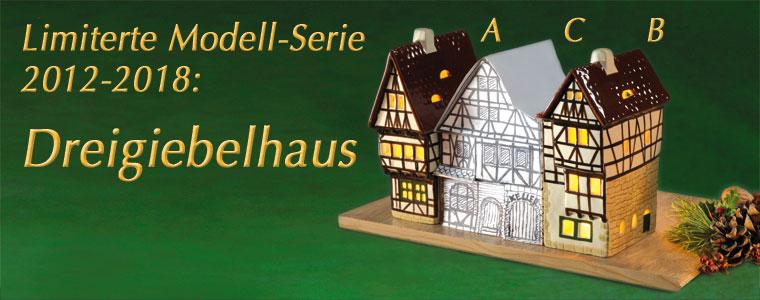 NEU: Dreigiebelhaus