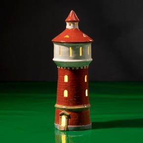 Wasserturm inkl. Lichterdraht