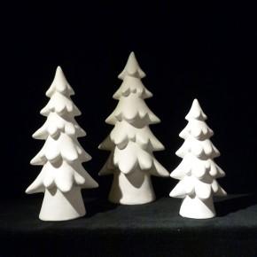 ceramic tree set | second choice